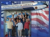 Western Region Team at Reagan Library
