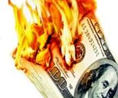 Loss of Money
