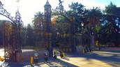 El Parque Zoologico