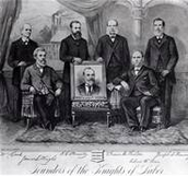 Founders of the Knights of Labor