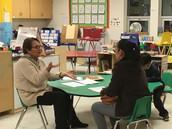 Parent Teacher Conferences = Success!