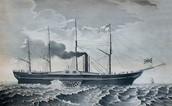 Steamies Ships inc.