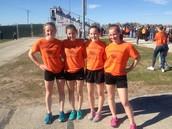 3,200 Meter Relay Team