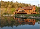 The White River Cabins