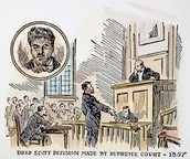 Roger B. Taney in the Dred Scott Case