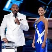 Miss Universe Mistake!