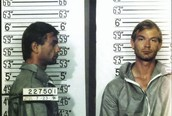 Jeffrey Dahmer post-arrest