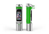 Water-bottle iPhone Charger