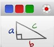 Educreations / Notability / Explain Everything