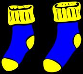 El rey calcetines