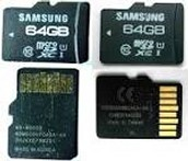 New 64GB microchip