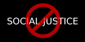 No to social justice in schools