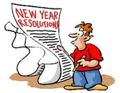 THE ORIGIN OF NEW YEAR'S RESOLUTIONS