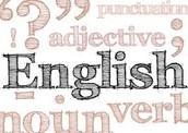 Me gustó Inglés cuando yo tenía cinco años.