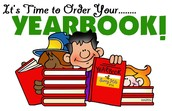 Buy your student's Yearbook today!!