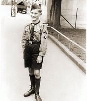 Hitler Youth boy