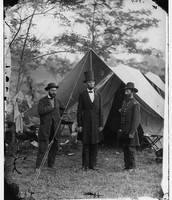 Abraham Lincoln During The Civil War