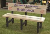 Buddy Bench -- Elementary