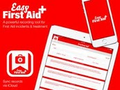 Easy First Aid App