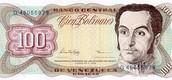 La moneda es el Bolivar