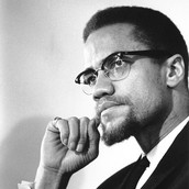 we are Malcolm x's helpers