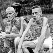 Starving Soldiers