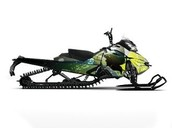 Lime long track renegade