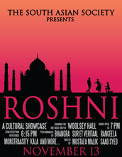 Roshni: a South Asian cultural showcase