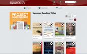 Summer Reading eBooks on Overdrive