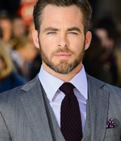 Chris Pine as Tom