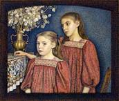 Kelvey sisters