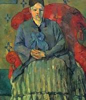 Ritratto di Madame Cézanne, Cézanne, 1877