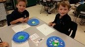 Making Islands using Dough