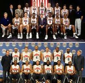 The 1992 Dream Team vs The 2012 NBA All Star Team