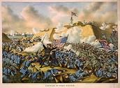 the first battle for Fort Fisher