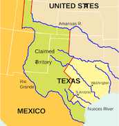 Texas Independence Established in 1836