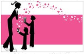 mother's day conversations at the dinner table, mental health activities and video clips, neat apps for kids, local resources and more