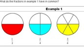 what are equivalent fraction?