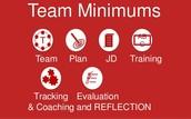 1. Team Minimum