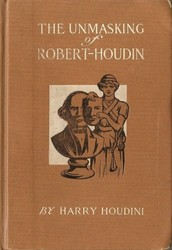 Harry Houdini's book (one of many)
