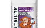 Nutrilite Kids Chewable Calcium & Magnesium