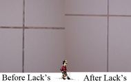 Lack's Tile Cleaning Service