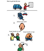 Example of van rules