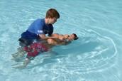 1 of 26 baptisms