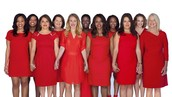 In honor of a special woman in your life...Be More RED!