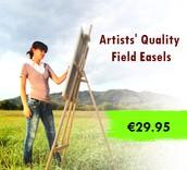 Daler Rowney Field Easel