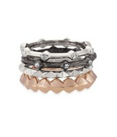 Katelyn Stackable rings size 9