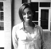 Samantha Barnes, Administrative Associate