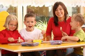 What Childcare Workers Do