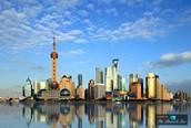 4) Visit Shanghai, China